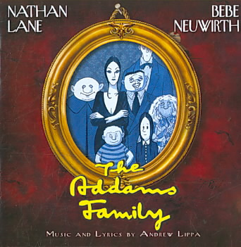 ADDAMS FAMILY (OCR) (CD)